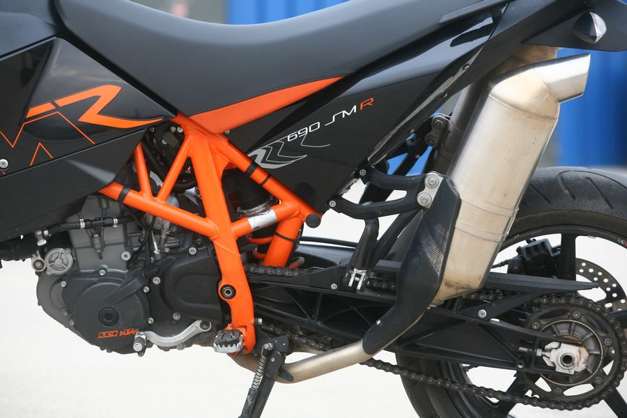 Test second-hand: KTM 690 Supermoto