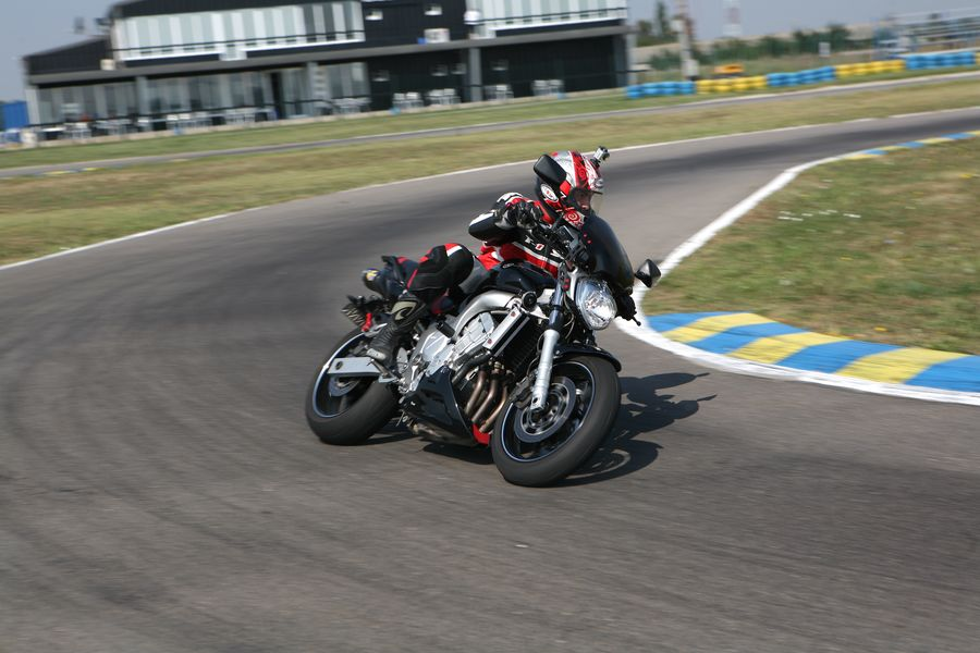 Test Second-Hand: Yamaha FZ6