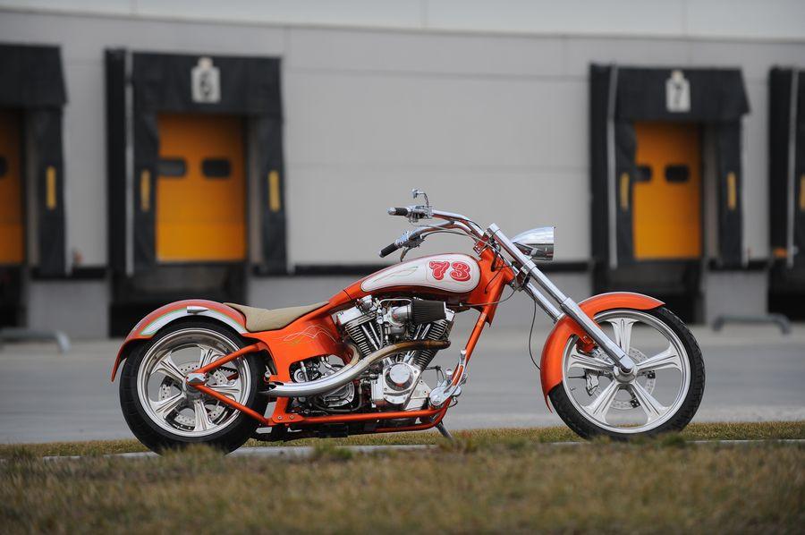 Custom: Choppers Life Pro-Street