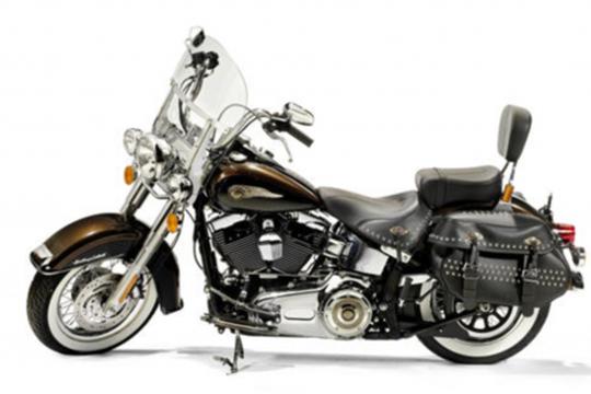 Papa si-a vandut Harley-ul cu 46.000 de euro