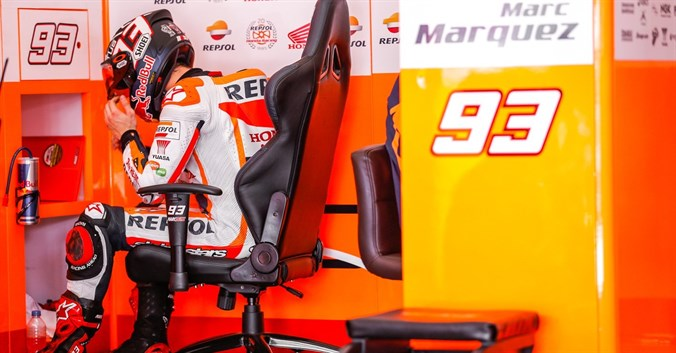 Marquez ramane in top la Sepang 2