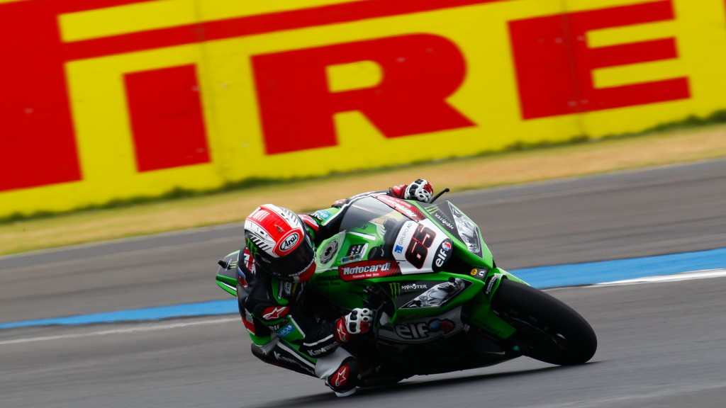 WSBK: Rea in pole-position in Thailanda. Bayliss pe 7.