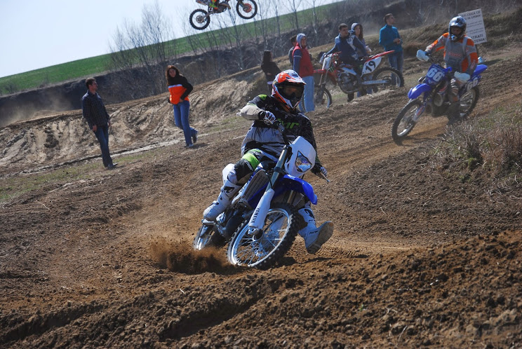 Distractie maxima la Yamaha Riding Days si RAMS Fun Day