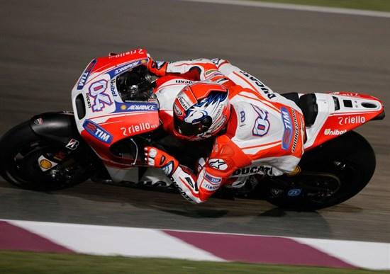 Teste MotoGP Qatar, ziua a doua: Ducati domina in continuare