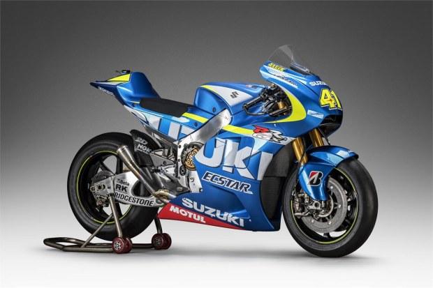 Suzuki lanseaza motocicleta si echipa de MotoGP [VIDEO]