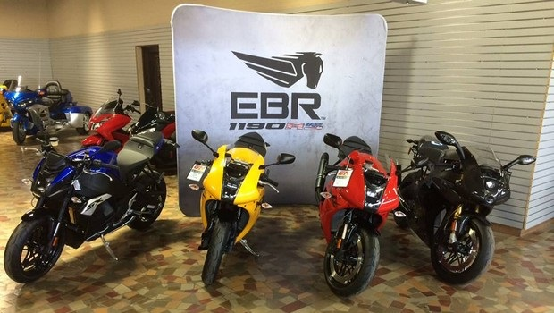 Ghinion din nou pentru Buell: Erik Buell Racing intra in faliment