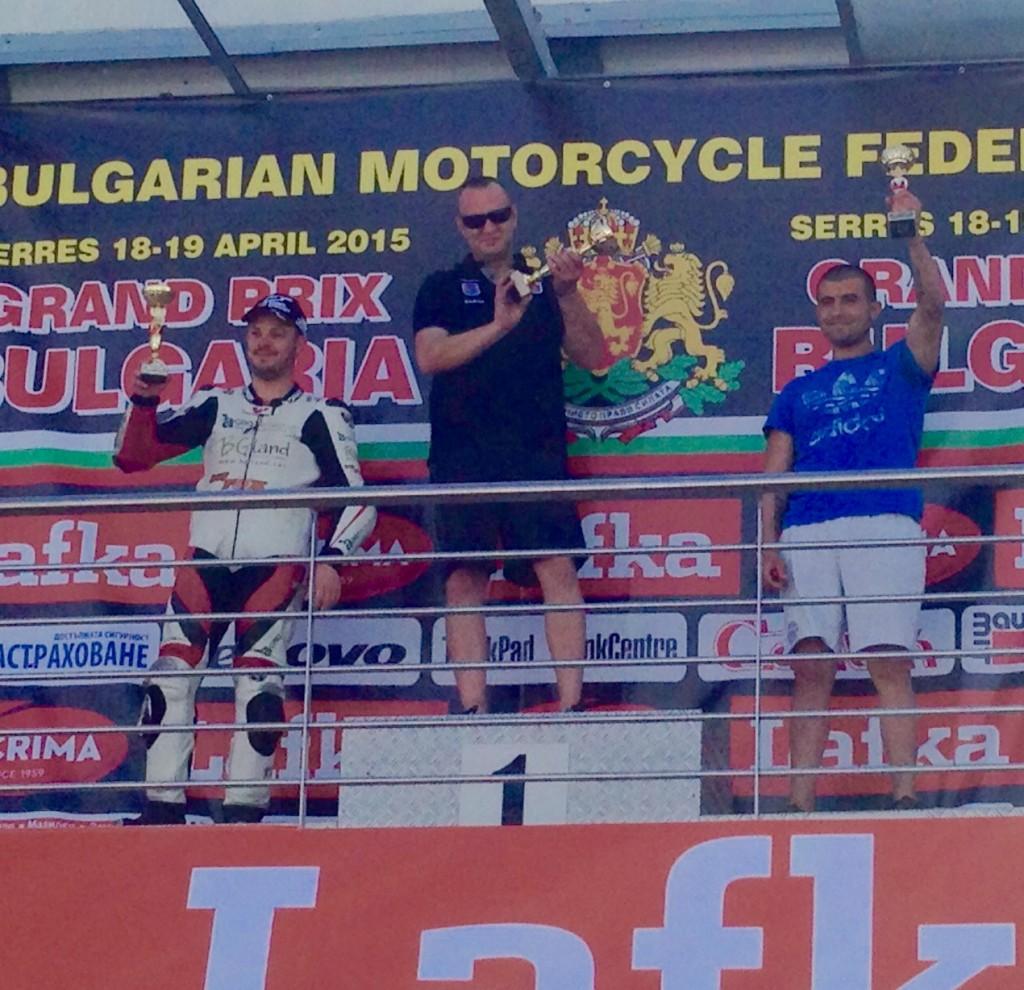 Ionel Pascota castiga prima etapa de Campionat Est-European, la Serres