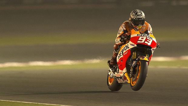 Record de viteza pentru Marquez in Qatar: 350,5 km/h