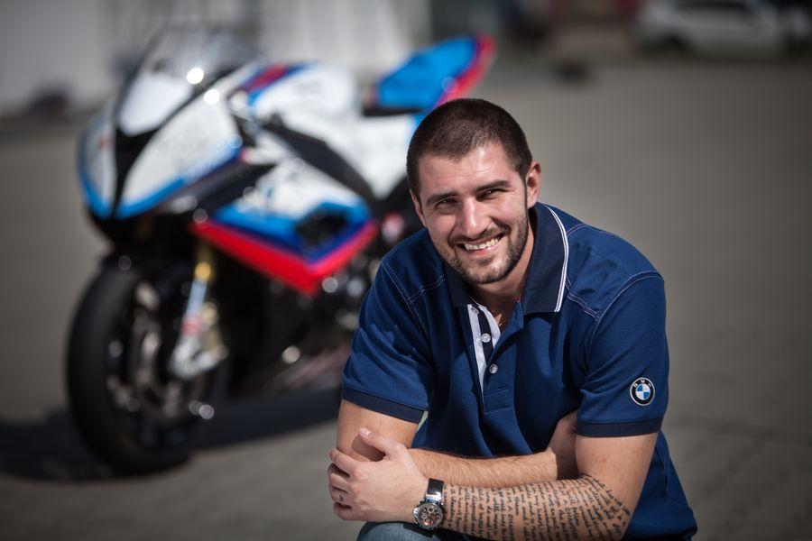 Parteneriat Cătălin Cazacu (campion RoSBK 2013, 2014) - BMW Motorrad (5)