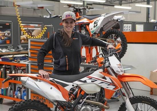 Soc si groaza: Laia Sanz trece la KTM!