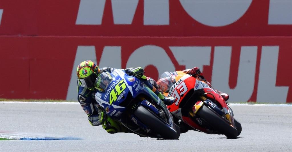 MotoGP Assen: Stoner si Iannone sunt de partea lui Rossi