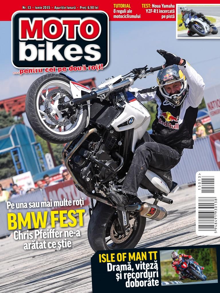 Lectură de vacanță: nu uitați să cumpărați numărul 13 al revistei MotoBikes din Inmedio!