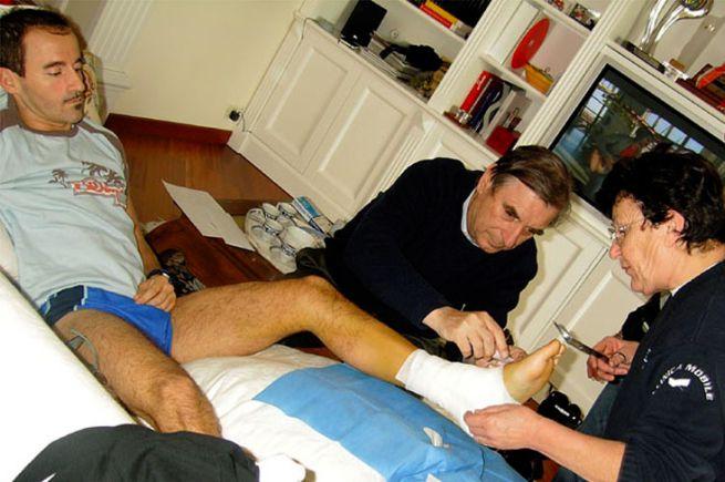 Mesajul emoționant al doctorului Costa pentru Max Biaggi