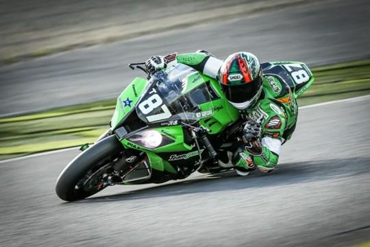 TeamGreen Kawasaki în pole-position provizoriu la Cursa de 8 Ore de la Suzuka