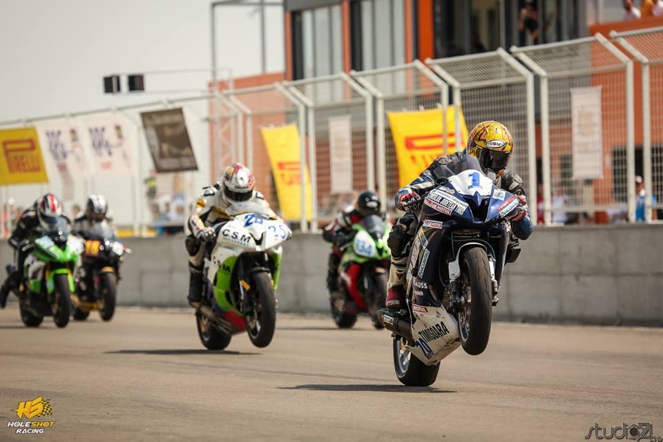 Astăzi începe etapa de Campionat Național și Est-European de Motociclism Viteză pe Motor Park România