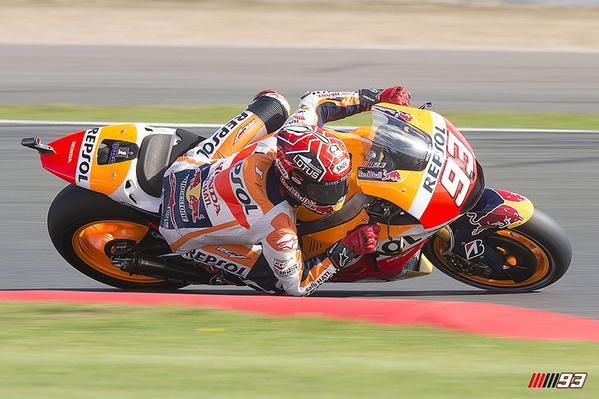 Marquez pleacă din pole-position la Silverstone