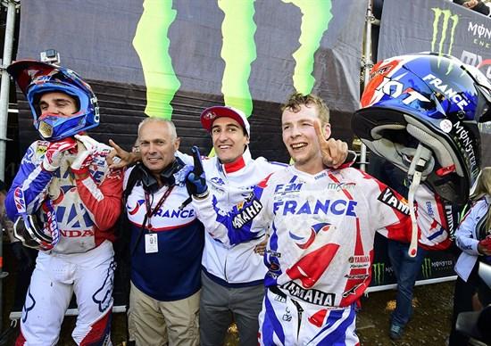 Franța câștigă Motocrosul Națiunilor pe teren propriu. SUA și Belgia pe podium.