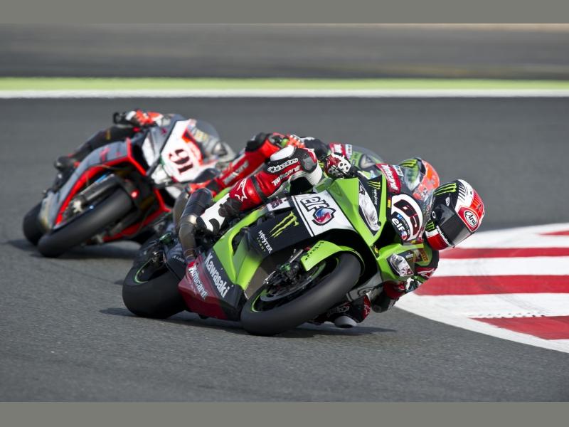 Kawasaki domină în WSBK: dublă pentru Rea la Magny-Cours, Sofuoglu campion mondial la Supersport