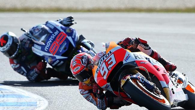 Marquez câștigă cea mai spectaculoasă cursă a sezonului, în Australia