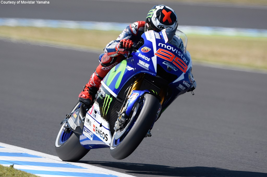 Pole-position pentru Lorenzo la Motegi. Rossi obține al doilea timp.