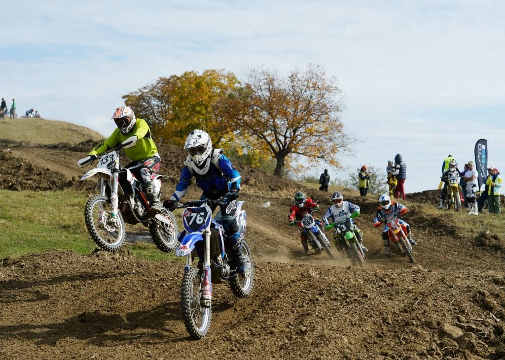 Sezonul Motocross Cup se încheie sâmbătă la Șugaș Băi