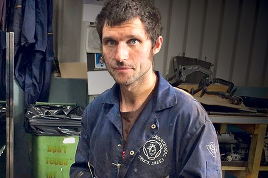 Guy Martin refuză postul de prezentator la Top Gear