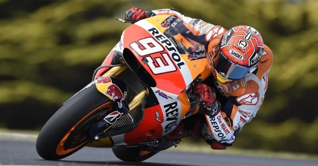 Marc Marquez pleacă din pole-position în Australia