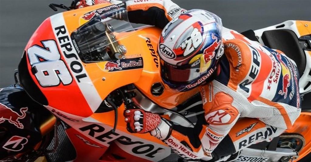 Pedrosa câștigă pe ploaie la Motegi. Rossi se distanțează la conducerea clasamentului.