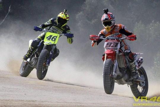 Rossi vs Marquez: ziua în care a început rivalitatea acerbă [VIDEO]