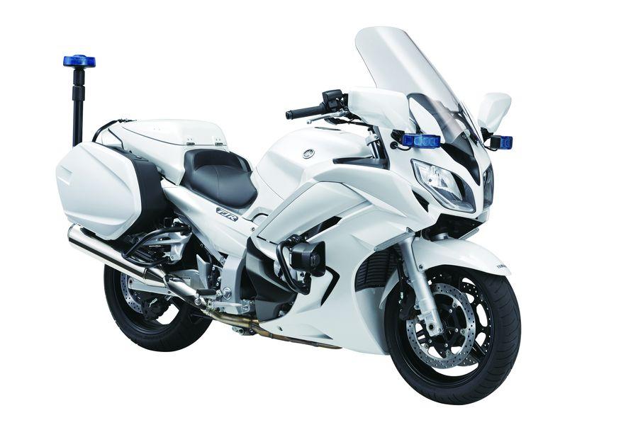 Yamaha expune modelele pentru poliție și armată la Salonul Milipol