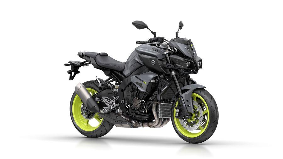 EICMA 2015: Yamaha prezintă MT-10, un supernaked cu motor de R1