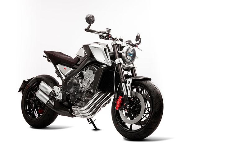 Honda la EICMA 2015