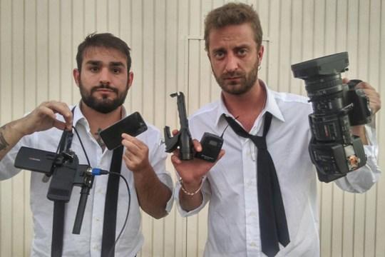 Rossi vs Marquez: doi jurnaliști italieni intră într-o altercație cu Marquez, care cheamă poliția