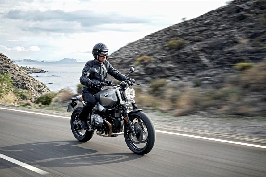 EICMA 2015: BMW R nineT Scrambler te face să te simți ca un mic Steve McQueen