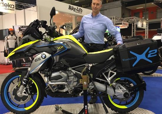 EICMA 2015: Wunderlich prezintă un BMW R 1200 GS cu tracțiune integrală