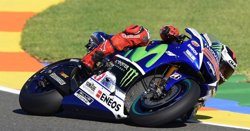 Lorenzo în pole-position la Valencia. Rossi e în corzi.
