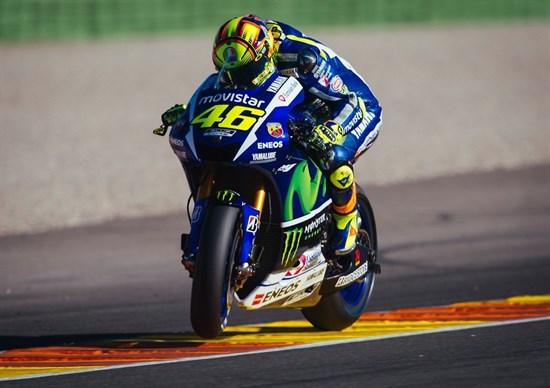 Rossi furios după cursa de la Valencia:
