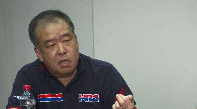 Shuhei Nakamoto, vicepreședintele HRC:
