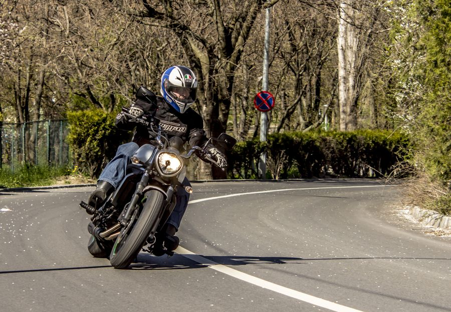 Test Kawasaki Vulcan S: Just cruisin'