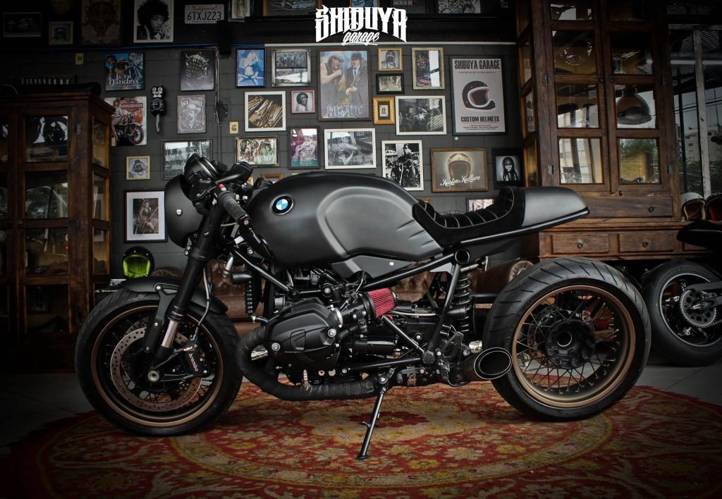 Custom: BMW R nineT de la Shibuya Garage