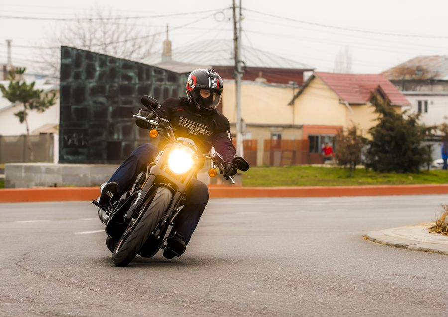 Test Harley-Davidson Night Rod Special: Black Power
