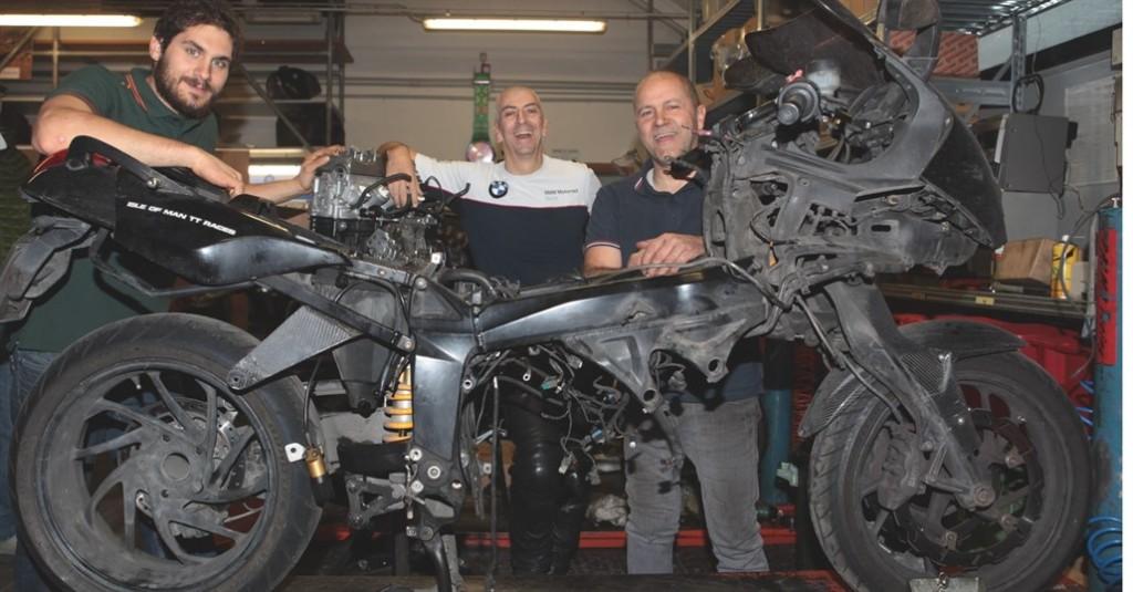 BMW K 1200 S ajunge la 316.000 km înainte de primele reparații la motor
