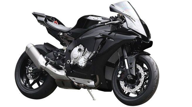 Serie limitată de Yamaha YZF-R1