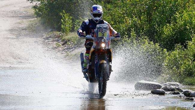 Price câștigă Raliul Dakar la a doua participare. Mani Gyenes termină pe 14!