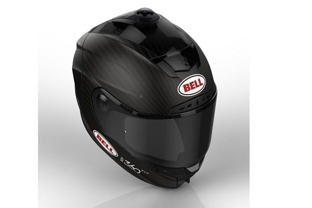Bell prezintă casca inteligentă cu cameră video la 360 de grade