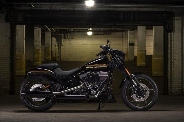 Harley-Davidson prezintă două modele noi