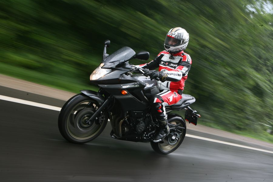 Test second-hand: Yamaha XJ6 Diversion - Easy rider