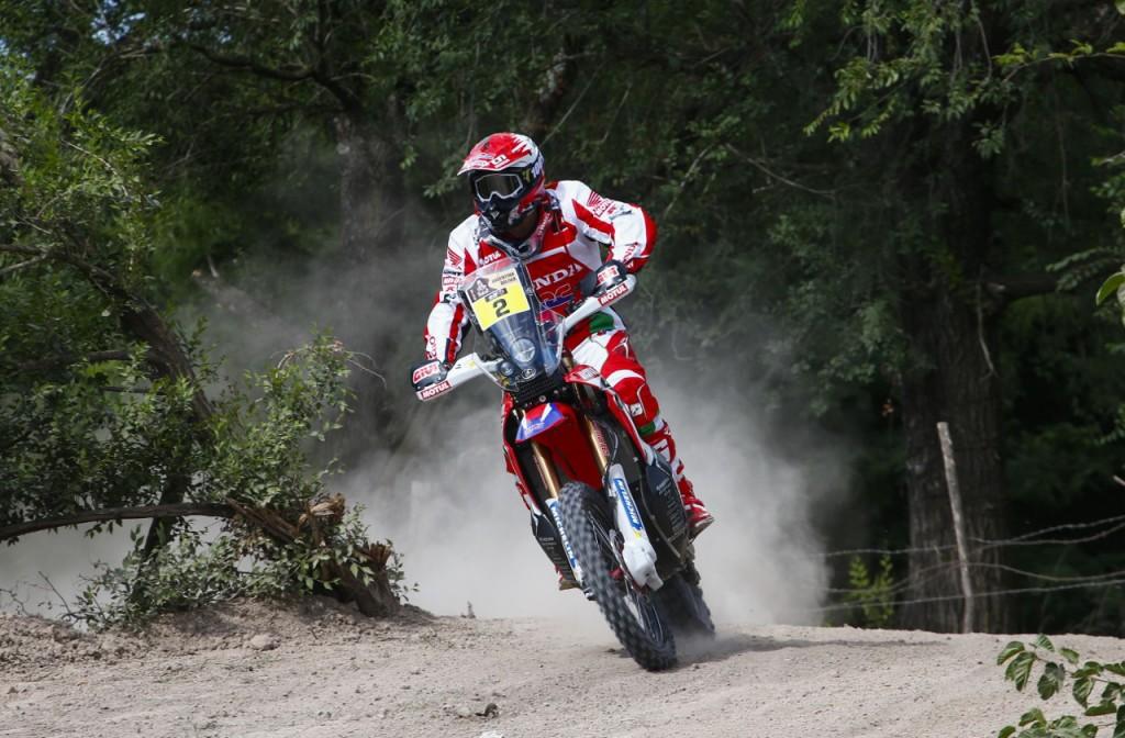 Raliul Dakar, etapa a patra: Atac Honda - Goncalves câștigă. Mani se ține bine.