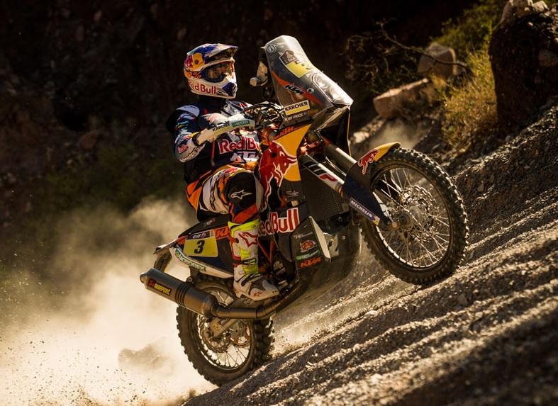 Raliul Dakar, etapa a noua: Price se detașează la conducere, probleme pentru Goncalves.