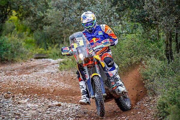Price câștigă etapa a șasea a Raliului Dakar. Probleme pentru Barreda și Faria.